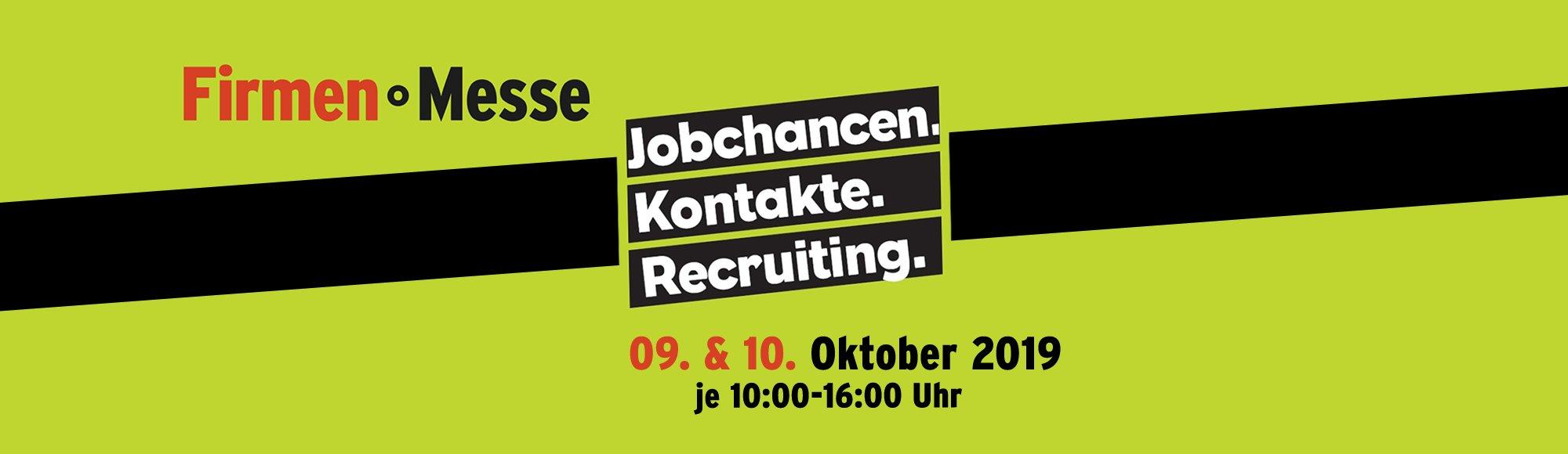 Firmenmesse 2019 FH Technikum Wien
